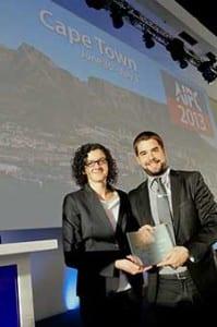 Fira Barcelona wins Innovation Award