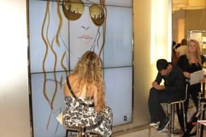 Tallen helps a client launch a sunglasses line.
