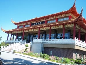 Ling Yen Mountain Buddhist Temple - Chinese architecture on Canada's West Coast