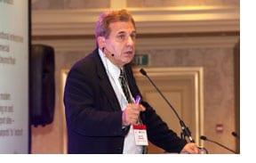 John Kasarda, conference chairman