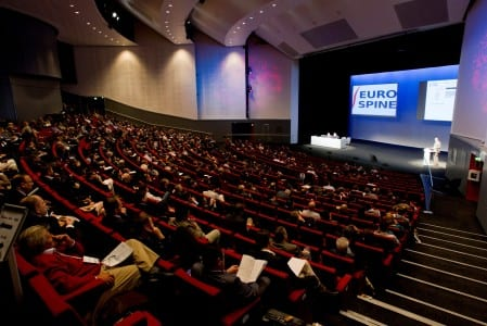 ACC Liverpool hosts UK's first annual Eurospine Congress