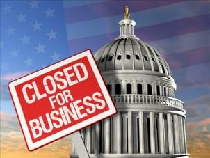 Gov't shutdown affecting meetings, conferences