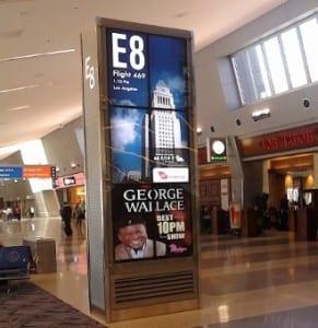Terminal 3 at McCarran International Airport