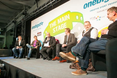 Session speakers revealed as registration opens for Event Production Show 2014