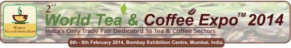 World Tea and Coffee Expo Header