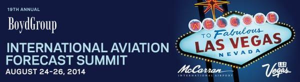 Boyd Group Intl Aviation Forecast Summit