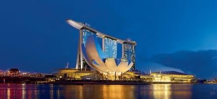 Marina Bay Sands exterior