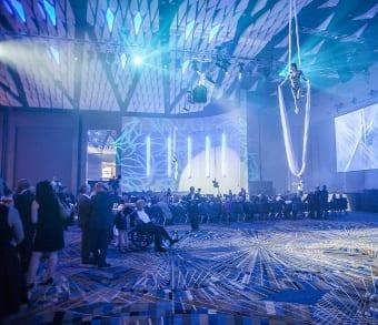 Cobo Center_ballroom event