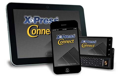 Exhibitors using X-Press Connect have boosted their lead retrieval sales.