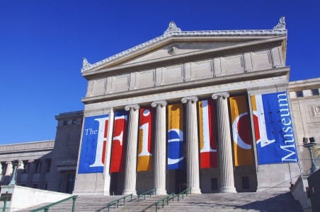 Field Museum. Photo credit: Choose Chicago