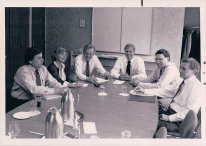 Board meeting (1991)