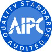 AIPC quality standards logo