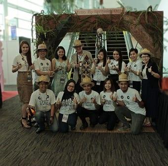 SCB at the ASEAN Tourism Forum 2014