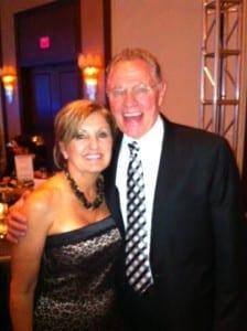 ECN 122013_Hazel Hays Award winner Paul with Tammy