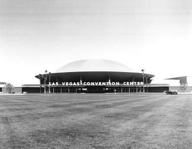 Las Vegas Convention Center 1959
