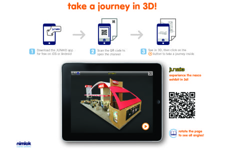 Turning 2D images into 3D projections, augmented reality provides more than a visual aid.