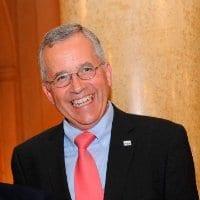 Bruno Meissner, president, IFES