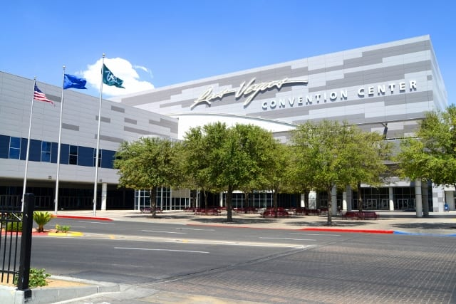 LVCVA, manager of Las Vegas Convention Center, reported uptick in 2013 convention business.