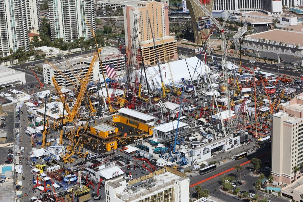 Conexpo con agg 2014 officially largest north american for Largest craft shows in the us