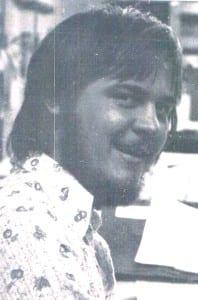 Larry Kulchawik - Last day at SIU, 1971.