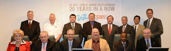 LVCVA board awarded 20 years as No. 1.