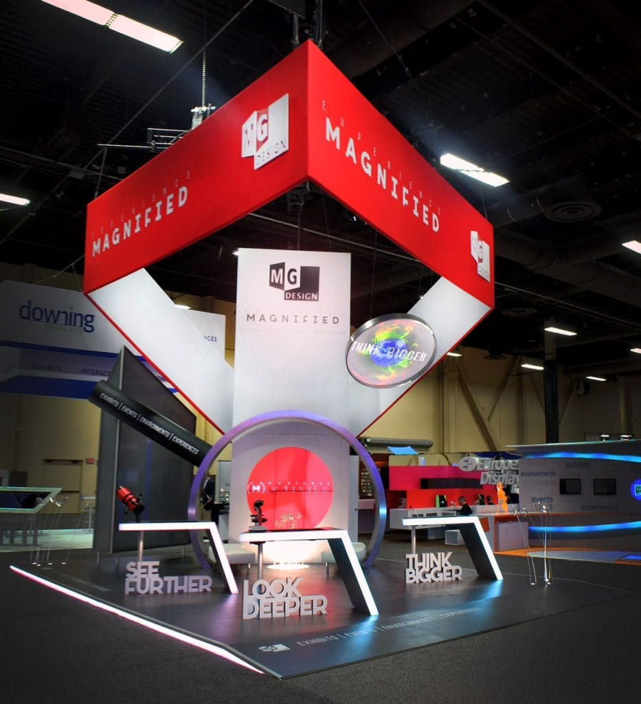 Creative Exhibition Booth Ideas : Creative booth concepts at exhibitor exhibit city news