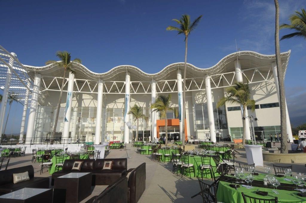 self-sustaining puerto vallarta international convention center