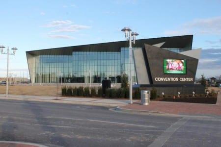 ECN 052014_SE_Owensboro Convention Center in Kentucky