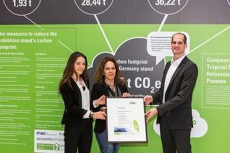 ECN 062014_GRN_Germany carbon footprint at IMEX