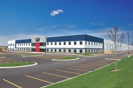 From concept to construction, Orbus' new Woodridge, Ill., facility took 9 months to build.
