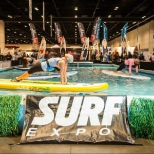 Surf Expo to co-locate with Imprinted Sportswear Show.