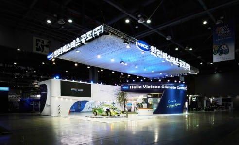 Halla Visteon Climate Control Corp. at Seoul Motor Show 2013