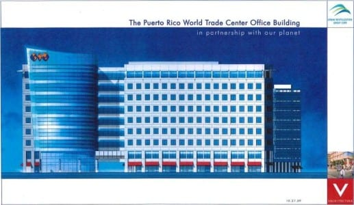 ECN 072014_Puerto Rico-World Trade Center rendering