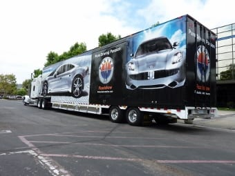 ECN 072014_FTR_Legacy builds partnerships with each mobile exhibit_Fisker roadshow 2 (340x255)