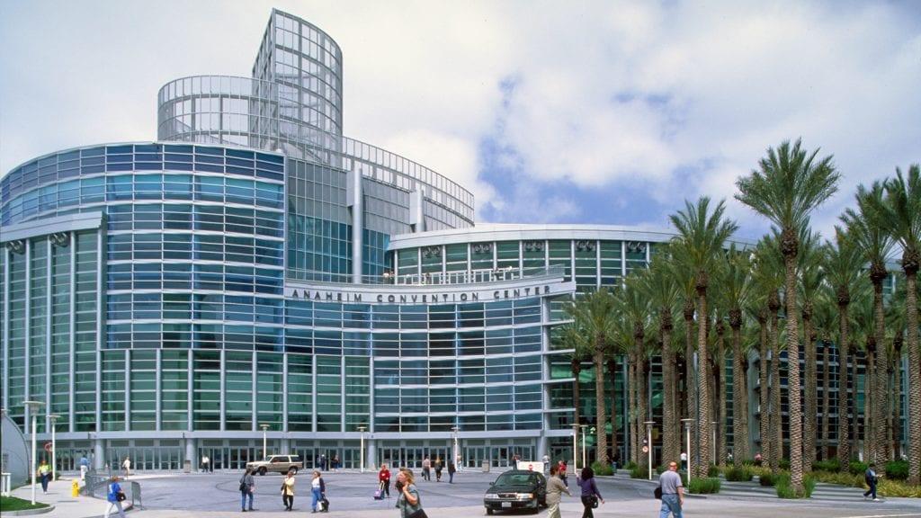 Anaheim Convention Center Meeting Rooms