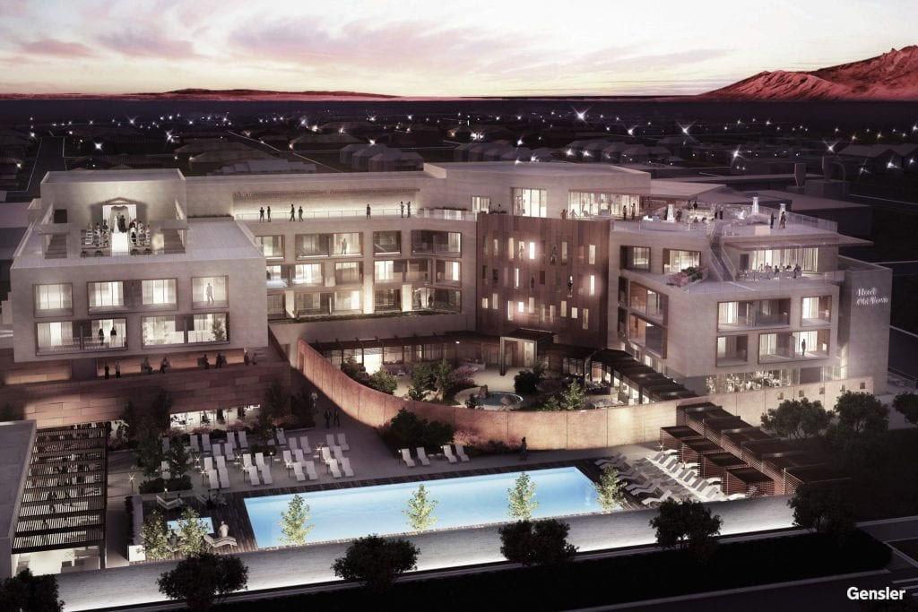designers unite for upcoming hotel in new mexico | exhibit city news