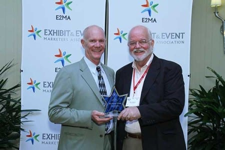 Jim Wurm, E2MA and Bob Hughes, The Hughes Group Photo credit: Deja Views USA