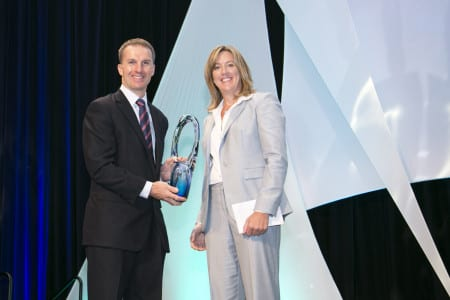 ECN 082014_ASSOC_Minneapolis Convention Center earns IAVM award_photo