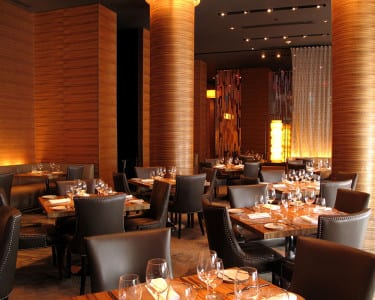 The Cosmos dining room  inside Loews Minneapolis Hotel