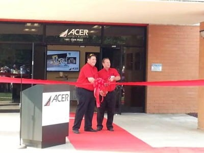 ECN 082014_NE_Acer Exhibits new office in Maryland