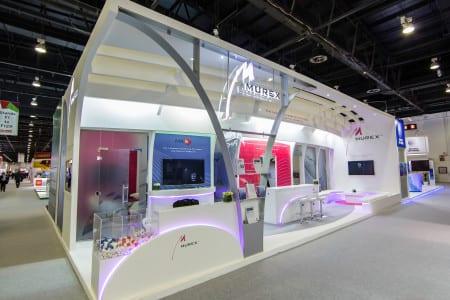 Murex at Sibos, Dubai.