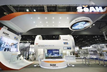 SeAH at Gastech 2014 Korea