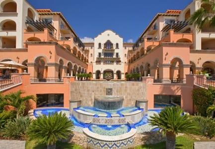 The Sheraton Hacienda del Mar, located along the tourist corridor in between San Jose del Cabo and Cabo San Lucas.