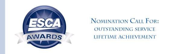 ECN 102014_ASSOC_ESCA Awards Nomination Call