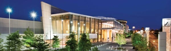 GWCC claims title as the world's largest LEED-certified convention center.
