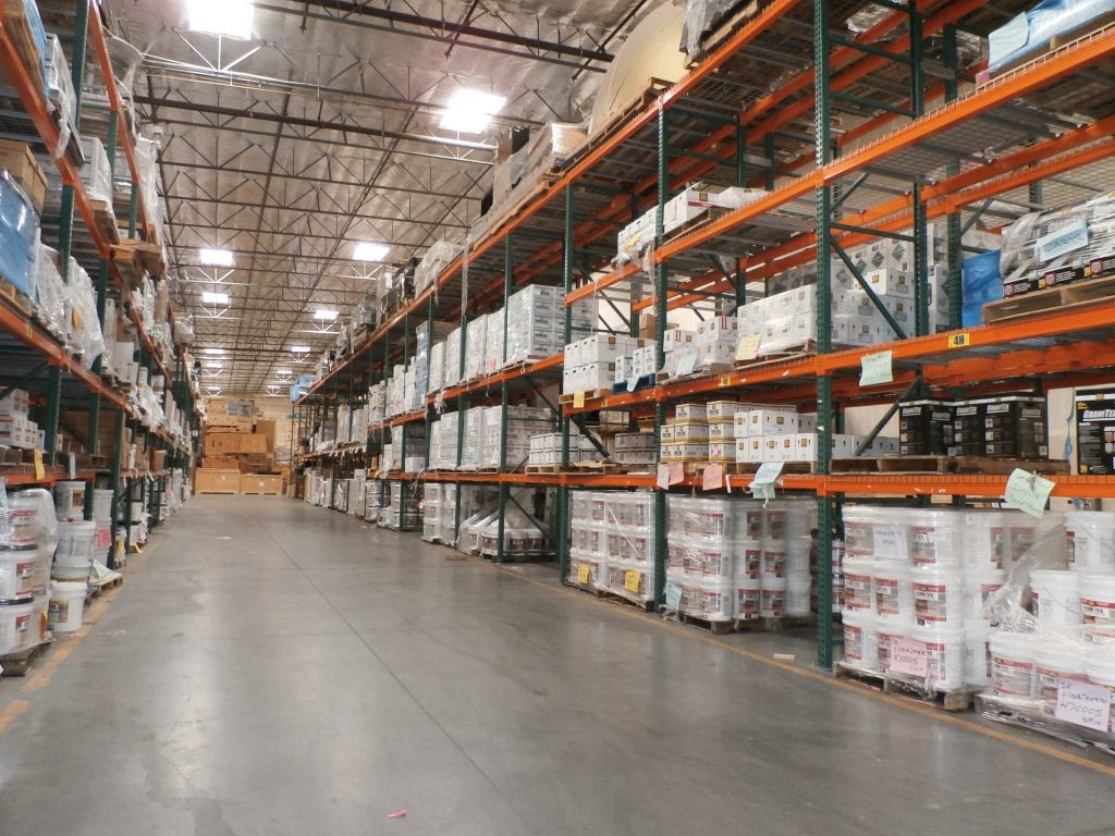 Sunset's 106,000 square-foot facility in Las Vegas.