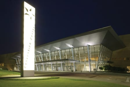 Kay Bailey Hutchison Convention Center would gain competitive edge with planned expansion.