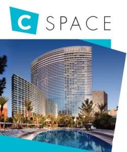 ECN 112014_CSpace during CES at ARIA