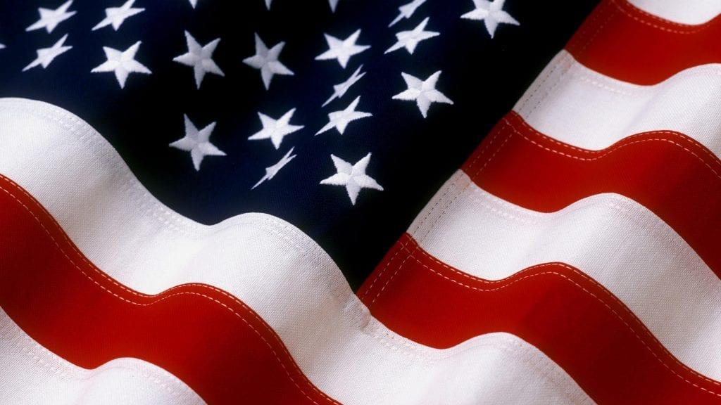 ECN 20th_American Flag Background