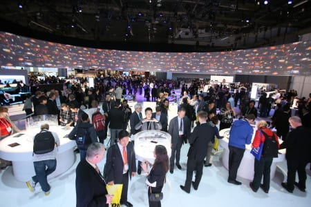 Put on by the Consumer Electronics Association, International CES has grown exponentially since its 1967 debut.